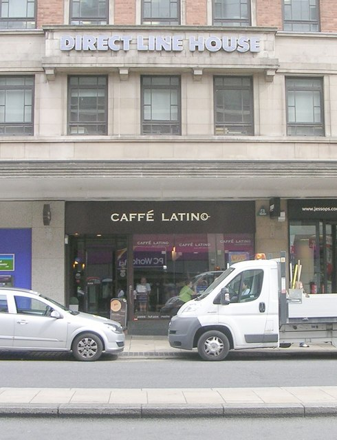 Caffe Latino - The Headrow