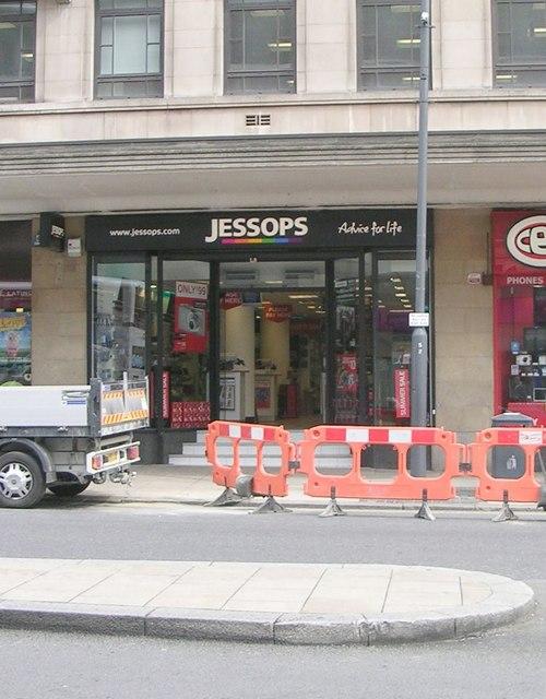 Jessops - The Headrow