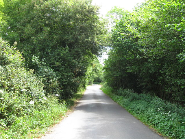 Toothill Road towards Toothill