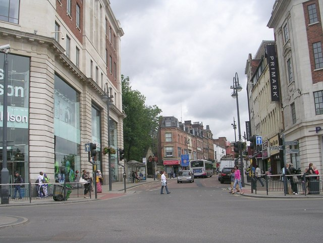 New Briggate - The Headrow