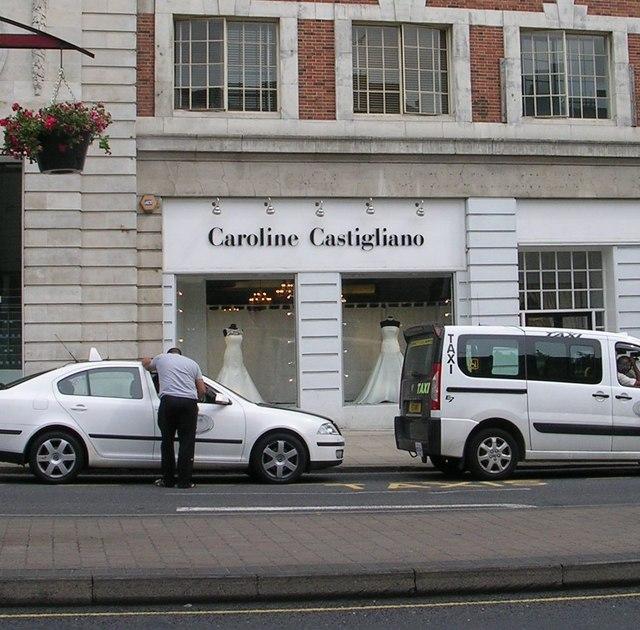 Caroline Castigliano - The Headrow