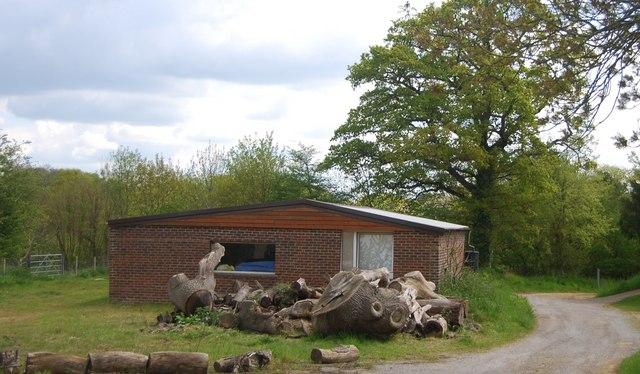 Storage bungalow near Lindfield Farm
