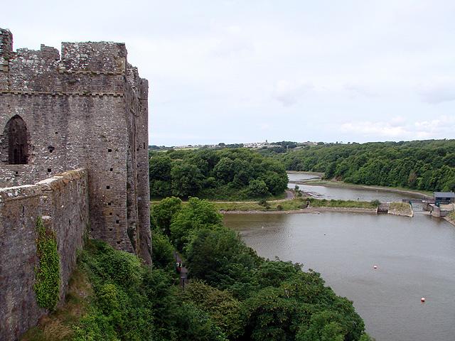 The Pembroke River