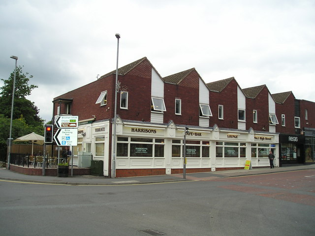 Harrisons Pub, Nantwich