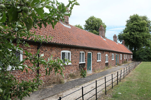 Tattershall Bede Houses circa 1440