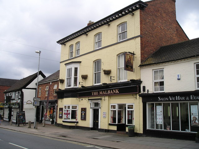 The Malbank Hotel Pub, Nantwich