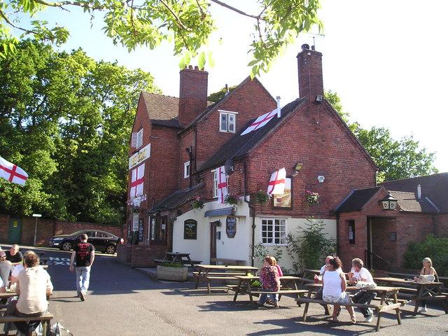 The Boat Pub, Penkridge