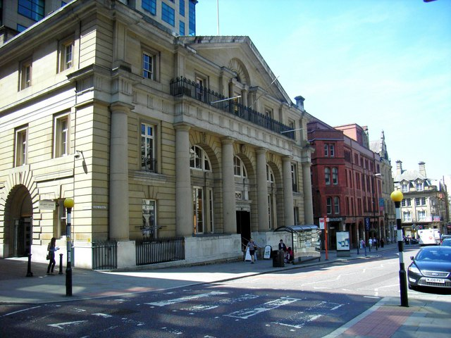 Branch Bank of England (former), King Street