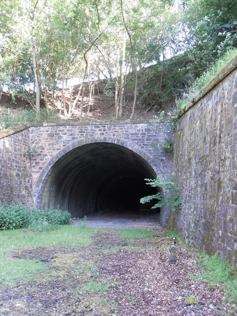 The Northern Portal, Bowshank Tunnel