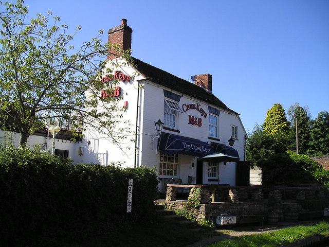 The Cross Keys Pub, Penkridge