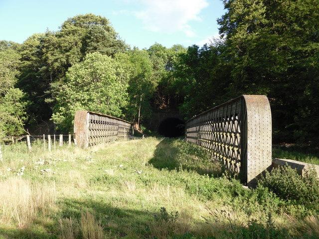The Bowshank Railway Bridge