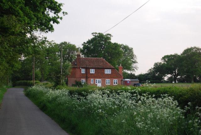 Brownings Cottage, Hale Oak Rd
