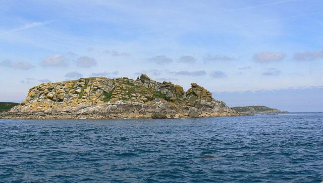 Little Innisvouls in the Eastern Isles, Scilly