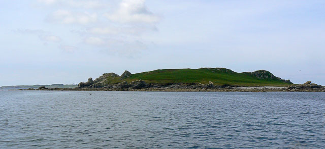 Great Ganilly in the Eastern Isles, Scilly