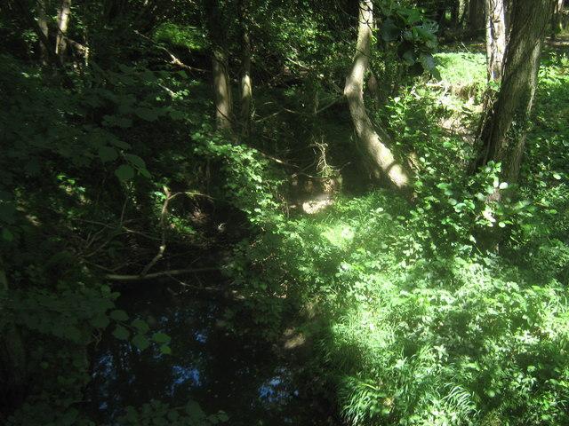 Kent Water - looking upstream