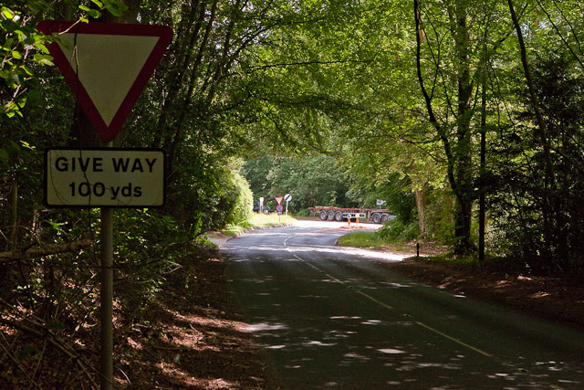 Eastern end of Jermyns Lane
