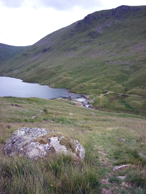 The descent to Hayeswater