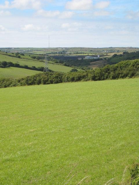 Field at Menerdue