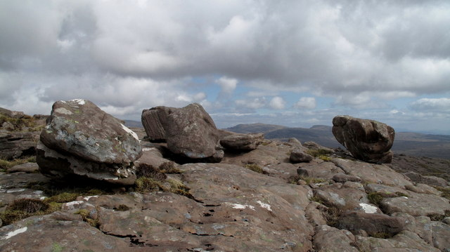 Perched Boulders