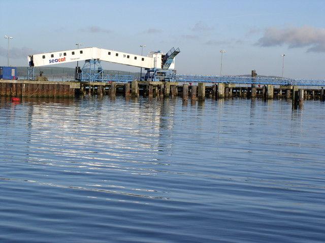 Old Seacat Terminal