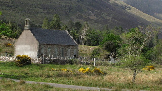 Church at Applecross