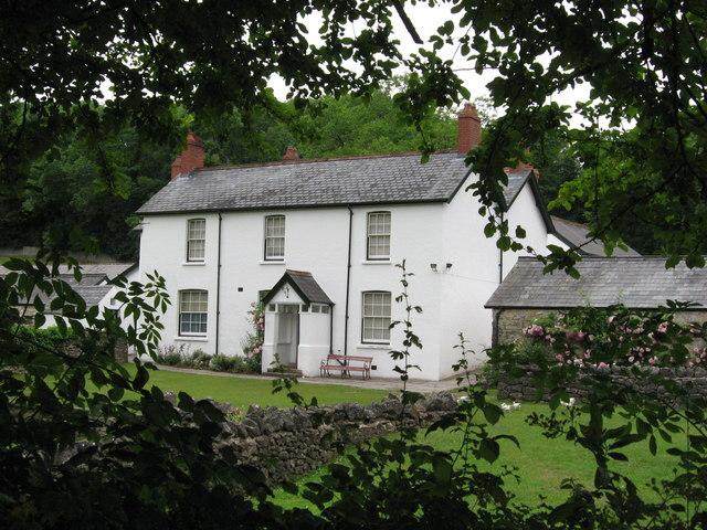 Farmhouse at St Fagan's, Cardiff