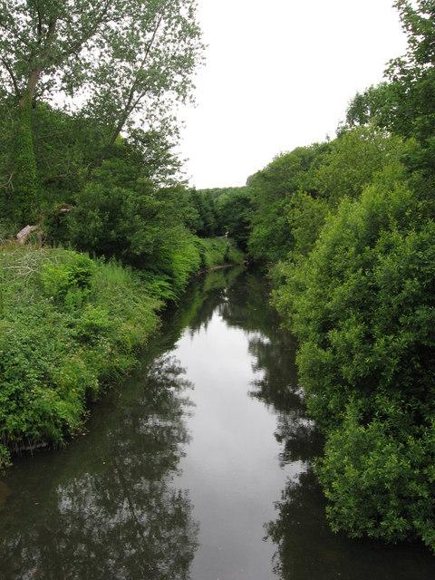 River Ely at St. Fagan's