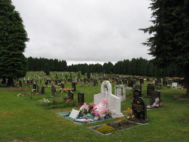 Western Cemetery, Ely, Cardiff