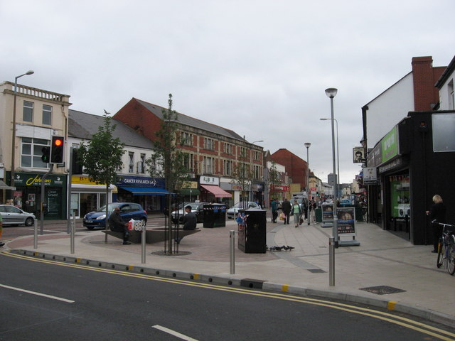 Shops in Canton, Cardiff