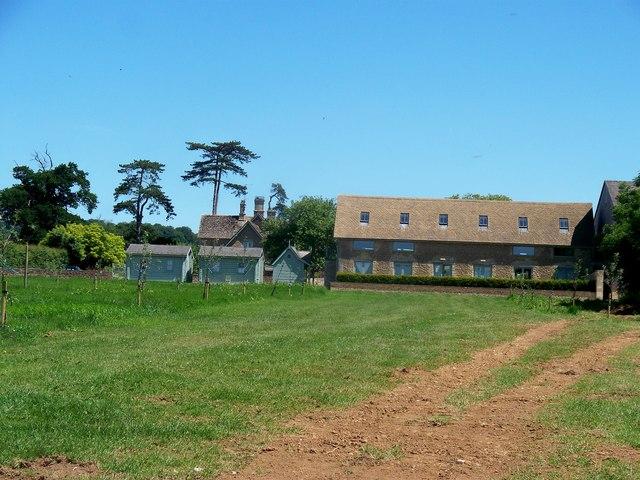 Farm accommodation