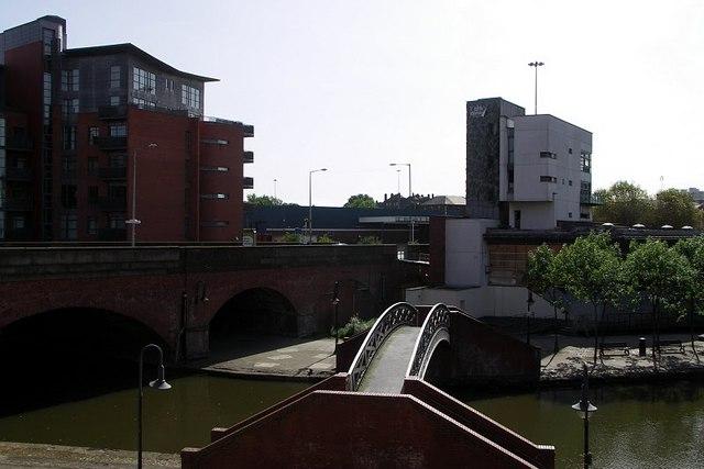 Castlefield: Bridgewater Canal