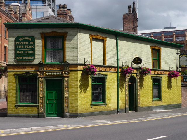 Peveril of the Peak, Manchester