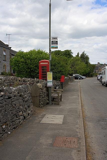 Telephone Box, Monyash