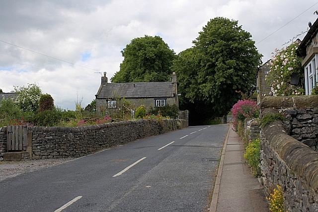 Road to Monsal Head
