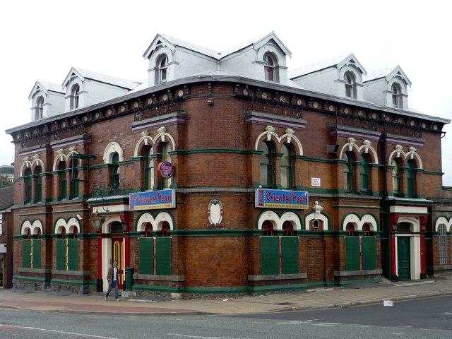 Restaurant, Higher Broughton, Manchester