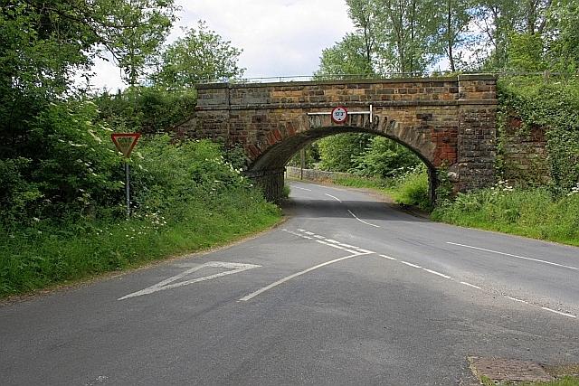 Bridge over Longreave Lane