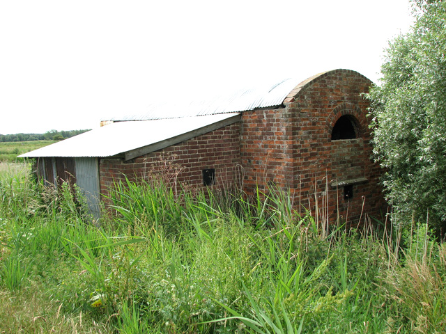 The remains of Castle Mill