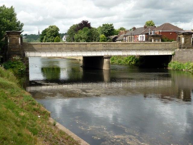Cromwell Bridge, Salford