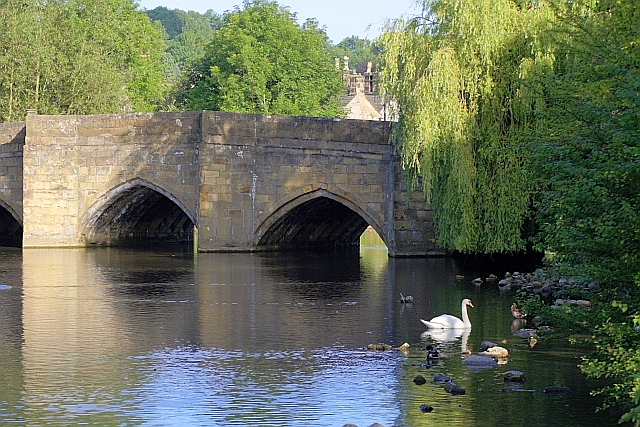 Bridge over the Wye