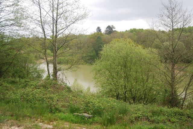 An old Clay Pit