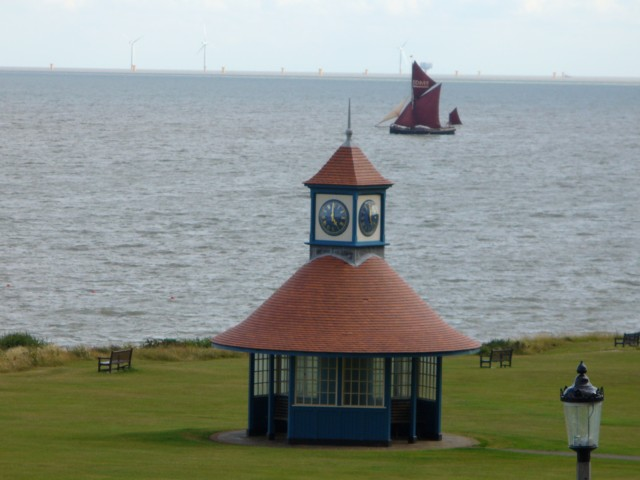 Clock Tower on Sea Front