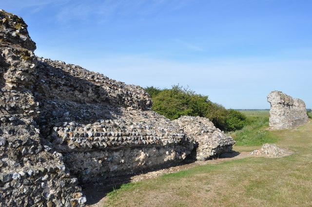 Fallen South Western Wall