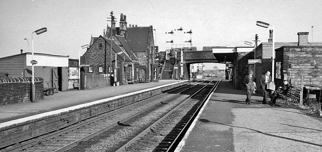 Burscough Bridge Station
