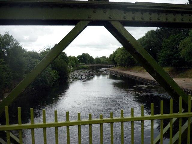 Bridges over the River Irwell, Salford