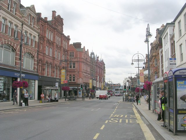 Vicar Lane - The Headrow