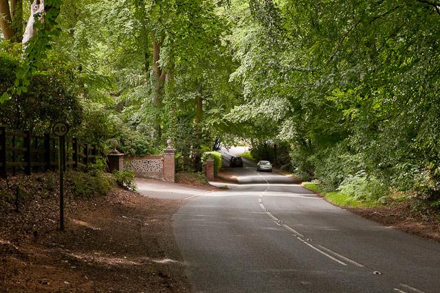 Descent on Jermyns Lane
