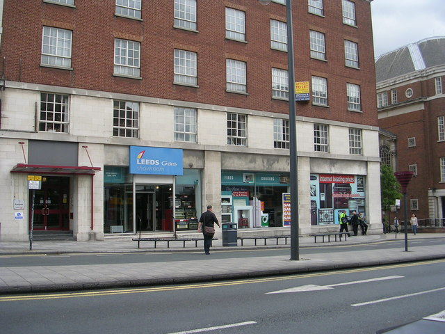 Leeds Gas Showrooms - Eastgate