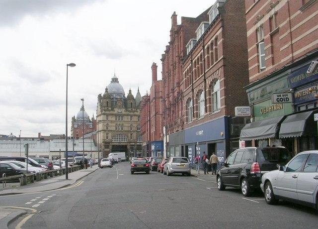 Harewood Street - Eastgate