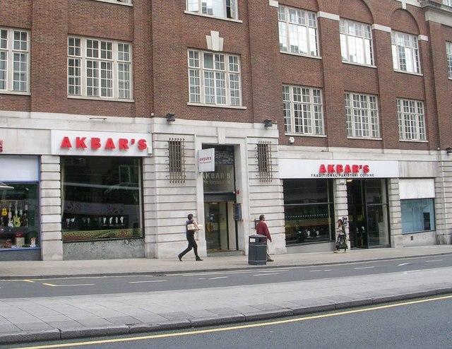 Akbar's - Eastgate