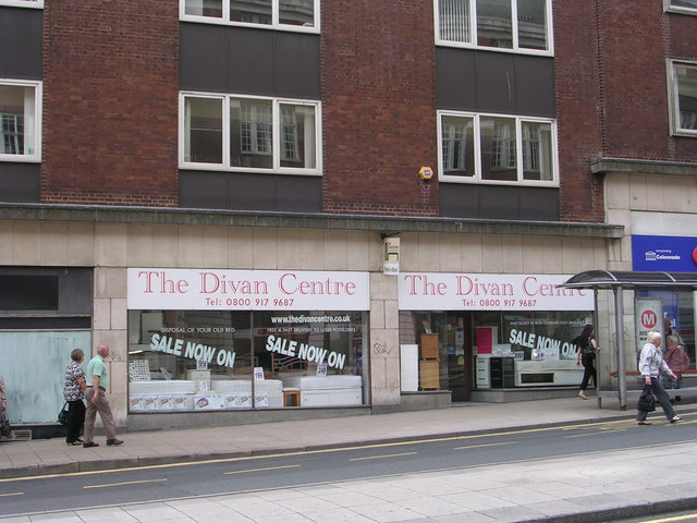 The Divan Centre - Eastgate